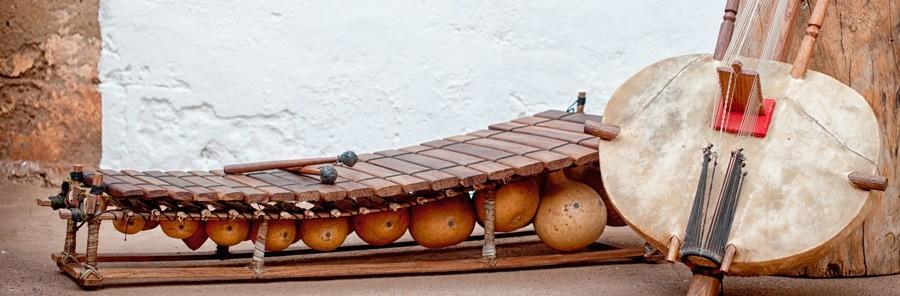 Xylophones & Cordophones